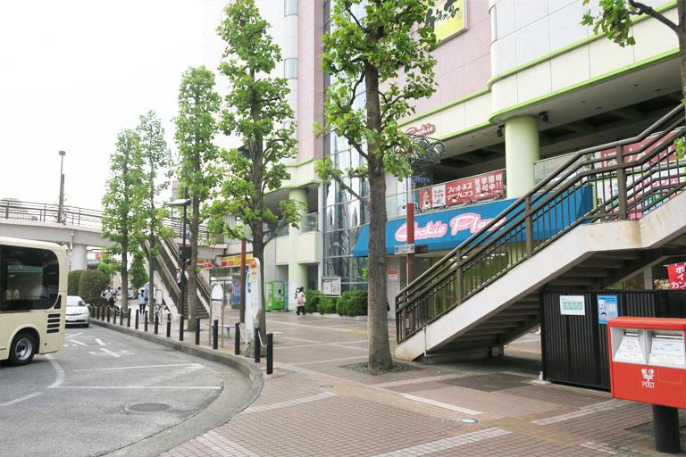 久喜駅からいしはた歯科クリニックまでの道順 駅